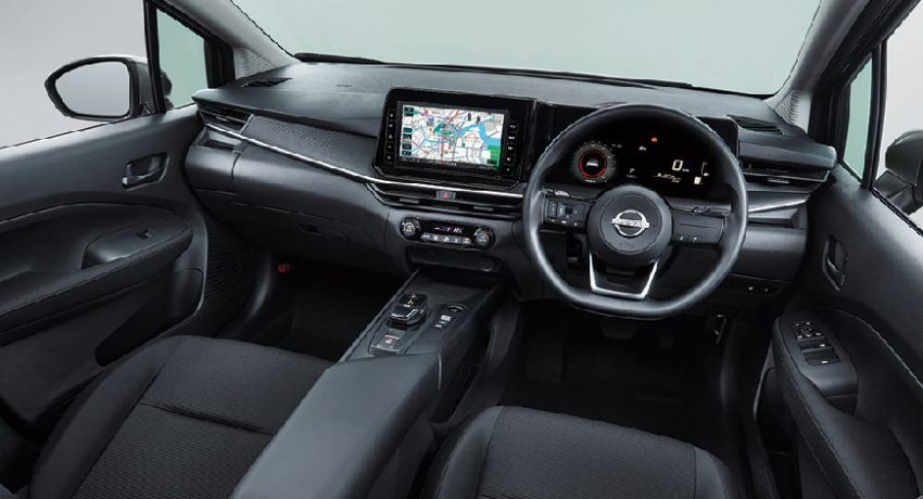 2021 Nissan Note unveiled, only e-Power for third-gen Image #1215639