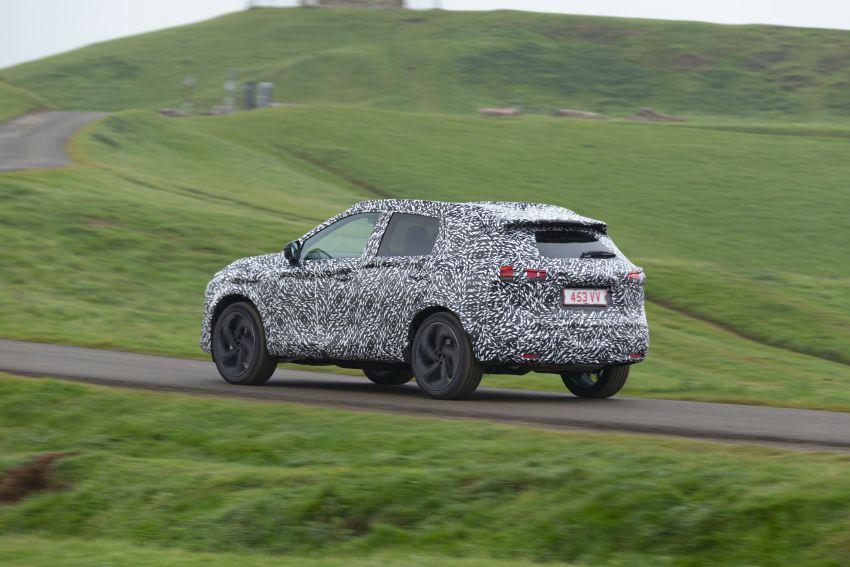2021 Nissan Qashqai – next-gen Euro SUV gets teased Image #1209702