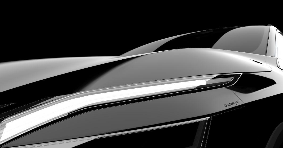 2021 Nissan Qashqai Next Generation Euro Suv Is Teased