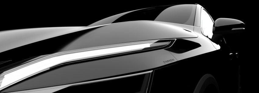 2021 Nissan Qashqai – next-gen Euro SUV gets teased Image #1209724