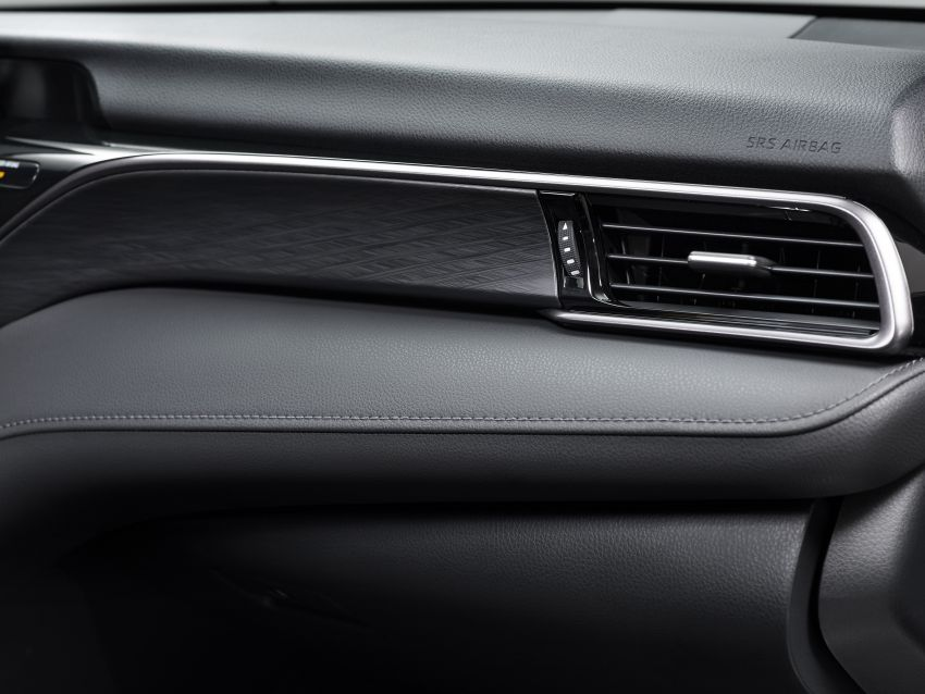 Toyota Camry Hybrid facelift debuts in Europe – larger infotainment display, expanded Toyota Safety Sense Image #1215366