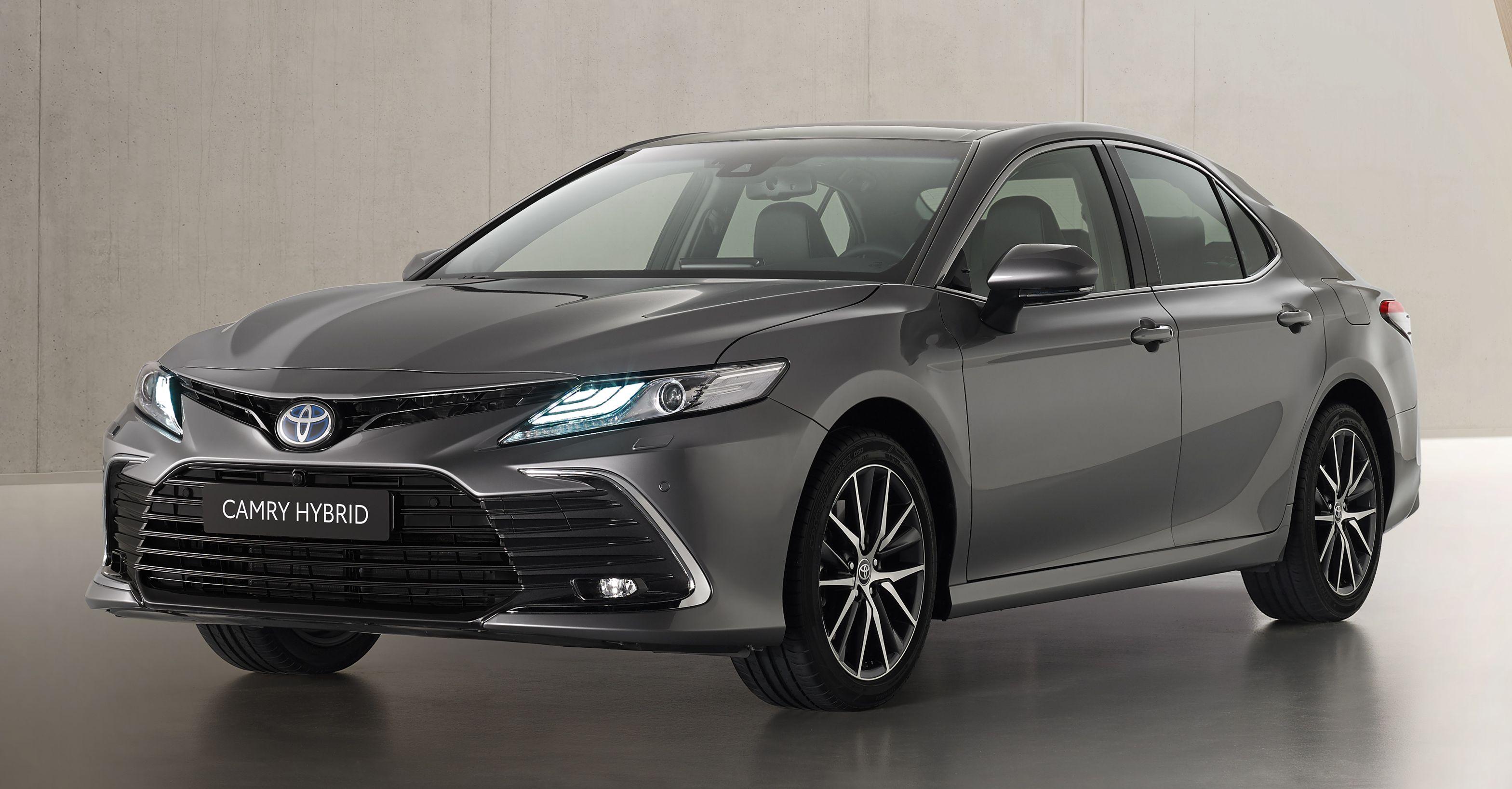 2021 Toyota Camry Hybrid-3