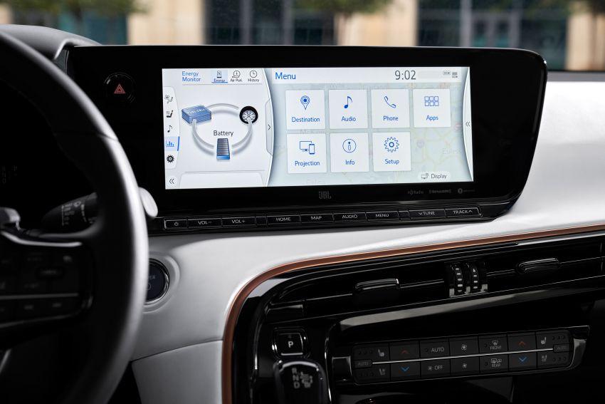 2021 Toyota Mirai detailed for US market – Dec launch Image #1210986