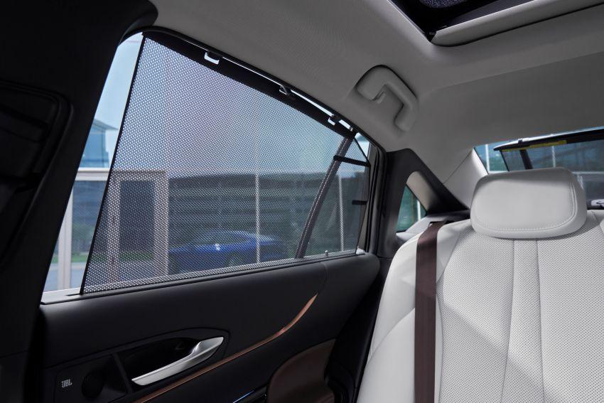 2021 Toyota Mirai detailed for US market – Dec launch Image #1210987