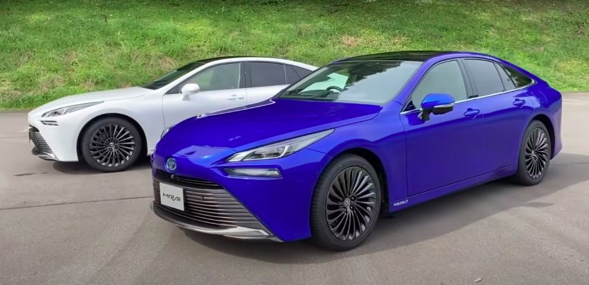 2021 Toyota Mirai – details revealed ahead of debut Image #1203381