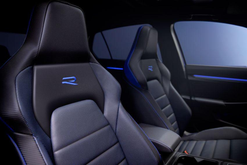 Volkswagen Golf R Mk8 didedahkan – 2.0 liter turbo berkuasa 320 PS/400 Nm, sistem AWD ada Drift Mode! Image #1203302