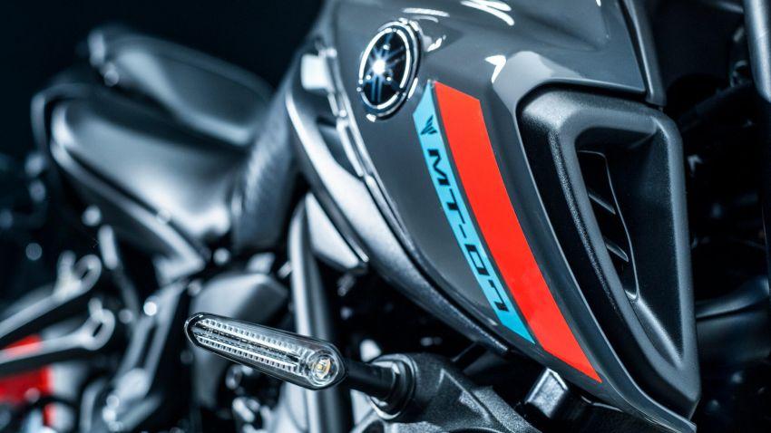 2021 Yamaha MT-07 released, new headlight, bodywork Image #1203417