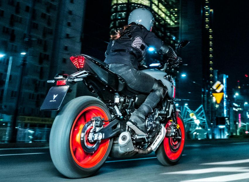 2021 Yamaha MT-07 released, new headlight, bodywork Image #1203427