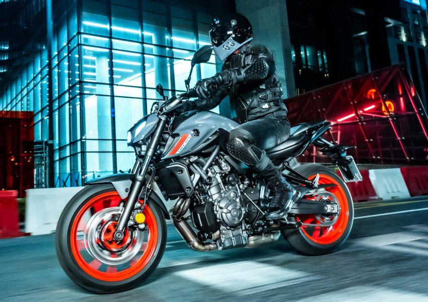 2021 Yamaha MT-07 released, new headlight, bodywork Image #1203428