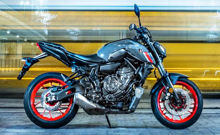 2021 Yamaha MT-07 released, new headlight, bodywork Image #1203438