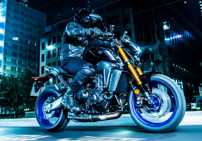 2021 Yamaha MT-09 SP launched in Europe – now with cruise control, Kayaba front fork, Ohlins monoshock Image #1207018