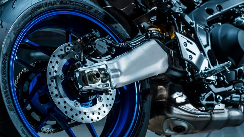 2021 Yamaha MT-09 SP launched in Europe – now with cruise control, Kayaba front fork, Ohlins monoshock Image #1207029
