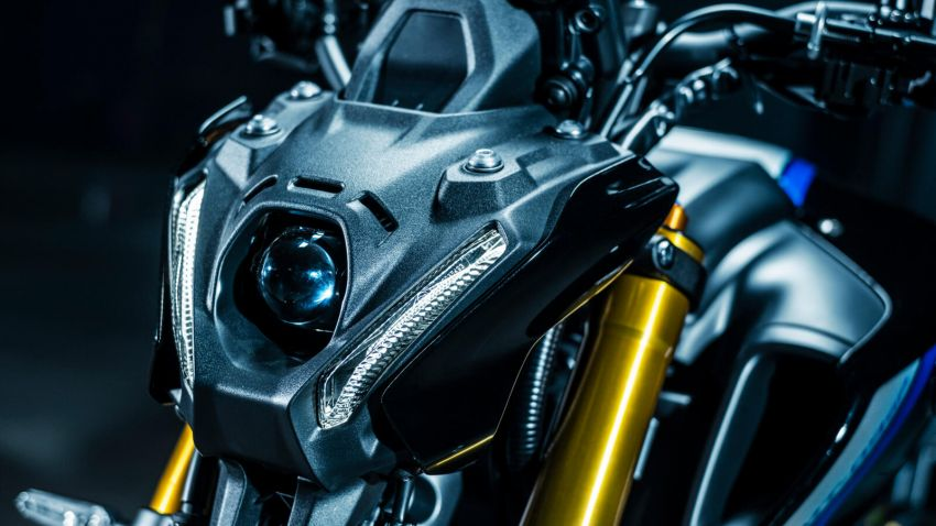 2021 Yamaha MT-09 SP launched in Europe – now with cruise control, Kayaba front fork, Ohlins monoshock Image #1207032