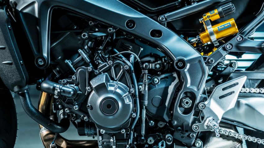2021 Yamaha MT-09 SP launched in Europe – now with cruise control, Kayaba front fork, Ohlins monoshock Image #1207033