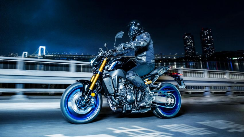 2021 Yamaha MT-09 SP launched in Europe – now with cruise control, Kayaba front fork, Ohlins monoshock Image #1207019