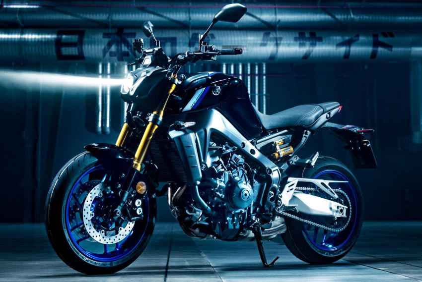 2021 Yamaha MT-09 SP launched in Europe – now with cruise control, Kayaba front fork, Ohlins monoshock Image #1207038