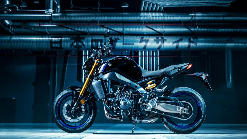2021 Yamaha MT-09 SP launched in Europe – now with cruise control, Kayaba front fork, Ohlins monoshock Image #1207039