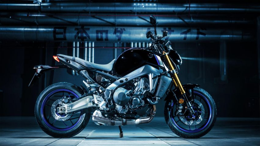 2021 Yamaha MT-09 SP launched in Europe – now with cruise control, Kayaba front fork, Ohlins monoshock Image #1207040