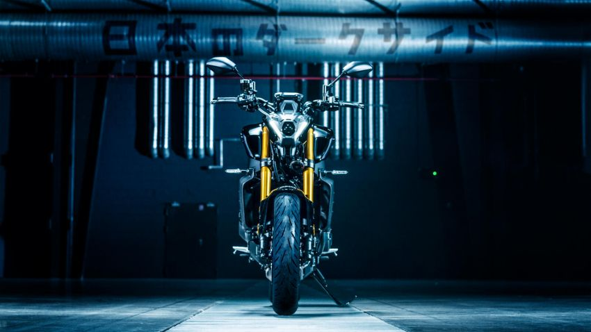 2021 Yamaha MT-09 SP launched in Europe – now with cruise control, Kayaba front fork, Ohlins monoshock Image #1207041
