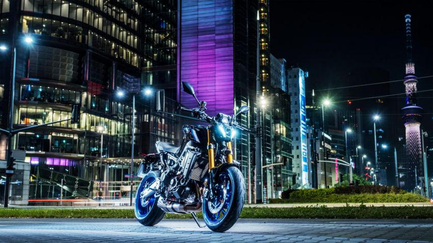 2021 Yamaha MT-09 SP launched in Europe – now with cruise control, Kayaba front fork, Ohlins monoshock Image #1207042