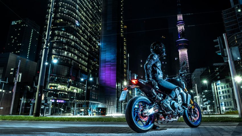 2021 Yamaha MT-09 SP launched in Europe – now with cruise control, Kayaba front fork, Ohlins monoshock Image #1207043