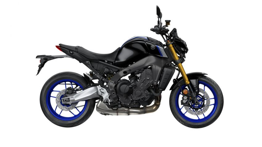 2021 Yamaha MT-09 SP launched in Europe – now with cruise control, Kayaba front fork, Ohlins monoshock Image #1207045