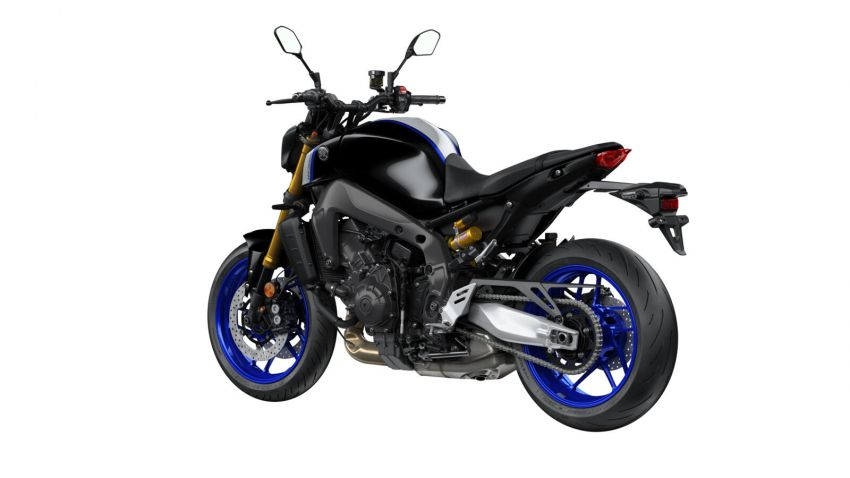 2021 Yamaha MT-09 SP launched in Europe – now with cruise control, Kayaba front fork, Ohlins monoshock Image #1207046