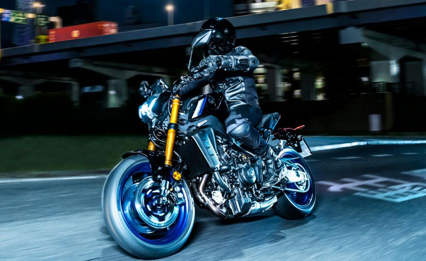 2021 Yamaha MT-09 SP launched in Europe – now with cruise control, Kayaba front fork, Ohlins monoshock Image #1207020