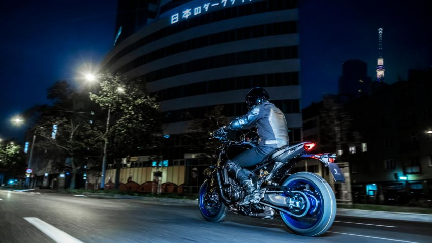 2021 Yamaha MT-09 SP launched in Europe – now with cruise control, Kayaba front fork, Ohlins monoshock Image #1207022