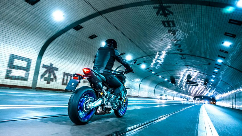 2021 Yamaha MT-09 SP launched in Europe – now with cruise control, Kayaba front fork, Ohlins monoshock Image #1207023