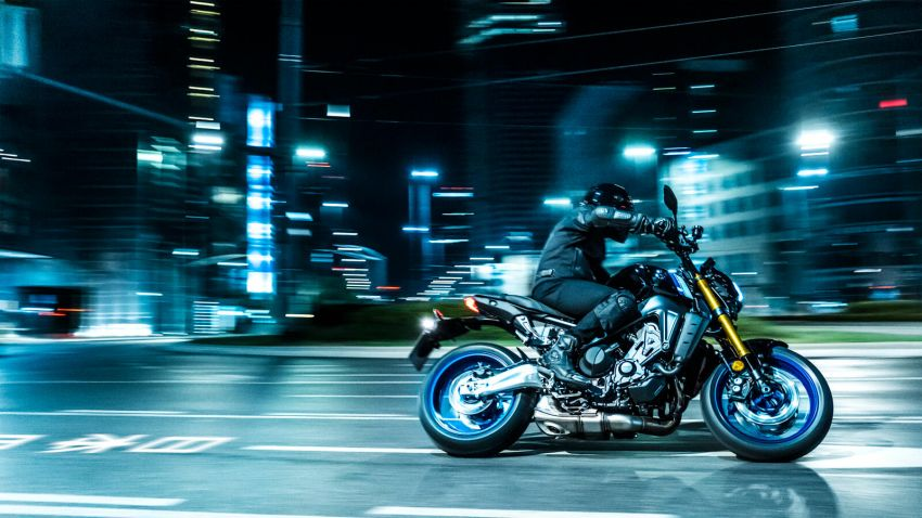 2021 Yamaha MT-09 SP launched in Europe – now with cruise control, Kayaba front fork, Ohlins monoshock Image #1207024