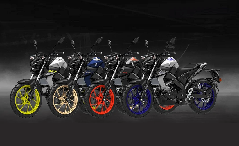 2021 Yamaha MT-15 in India, RM7,722 – single-channel ABS, 3 base colours, 11 custom colour options Image #1214697