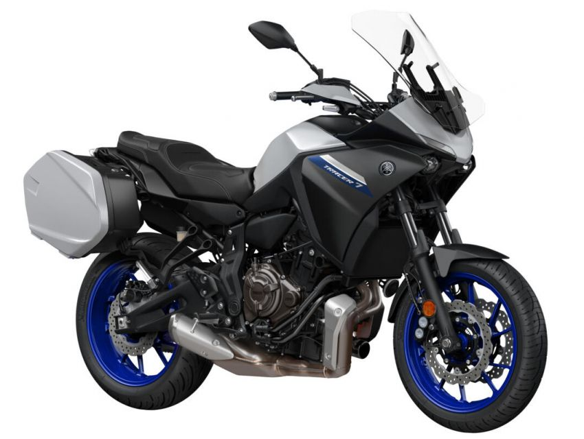 2021 Yamaha Tracer 7 GT launched – more comfort, taller windscreen, not likely to come to Malaysia Image #1212357