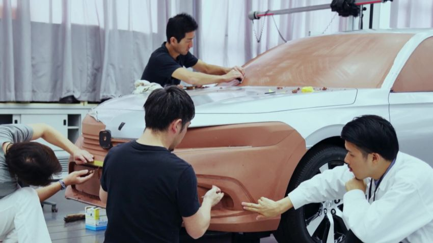 2022 Honda Civic debuts in prototype form – 11th-gen C-segment sedan previewed with all-new design Image #1212554
