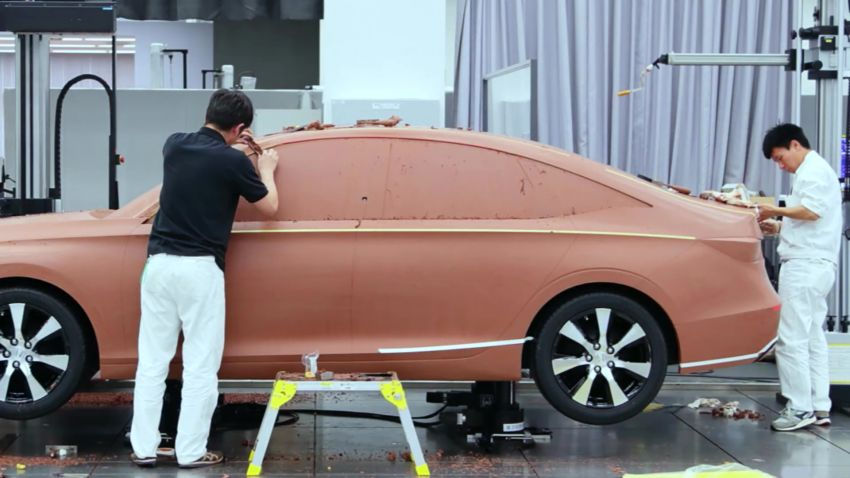 2022 Honda Civic debuts in prototype form – 11th-gen C-segment sedan previewed with all-new design Image #1212556