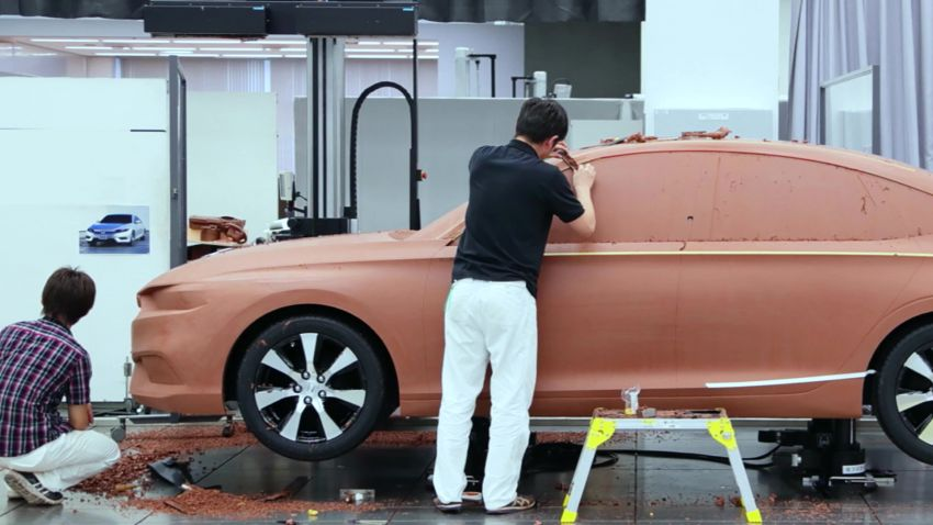 2022 Honda Civic debuts in prototype form – 11th-gen C-segment sedan previewed with all-new design Image #1212557