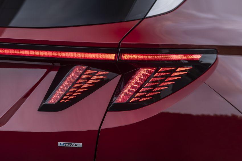 2022 Hyundai Tucson – USA gets LWB, hybrid, PHEV Image #1206367