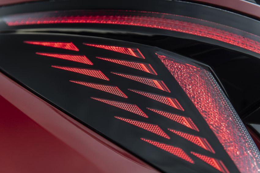 2022 Hyundai Tucson – USA gets LWB, hybrid, PHEV Image #1206368