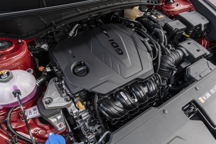 2022 Hyundai Tucson – USA gets LWB, hybrid, PHEV Image #1206371