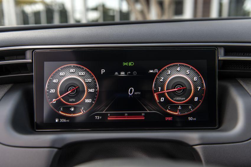 2022 Hyundai Tucson – USA gets LWB, hybrid, PHEV Image #1206396
