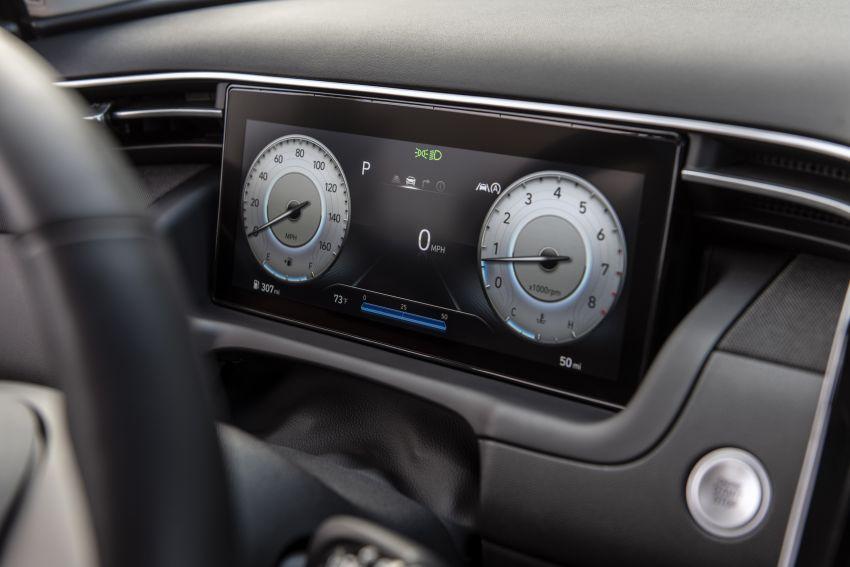 2022 Hyundai Tucson – USA gets LWB, hybrid, PHEV Image #1206397