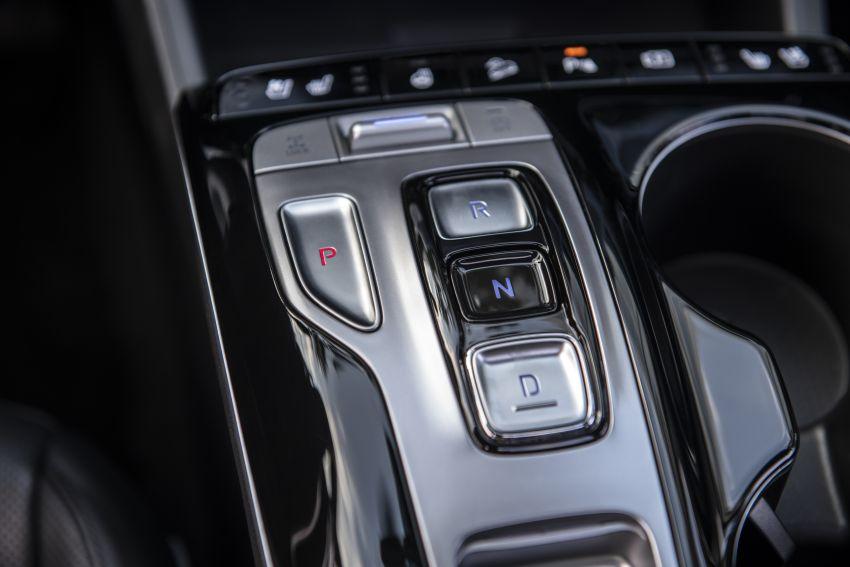 2022 Hyundai Tucson – USA gets LWB, hybrid, PHEV Image #1206403