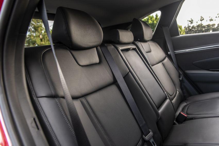 2022 Hyundai Tucson – USA gets LWB, hybrid, PHEV Image #1206410