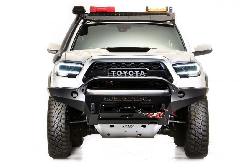 Toyota reveals modified GR Supras, Tacoma for SEMA Image #1203640