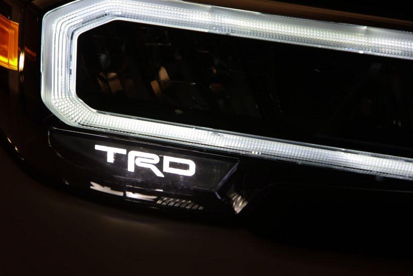 Toyota reveals modified GR Supras, Tacoma for SEMA Image #1203644