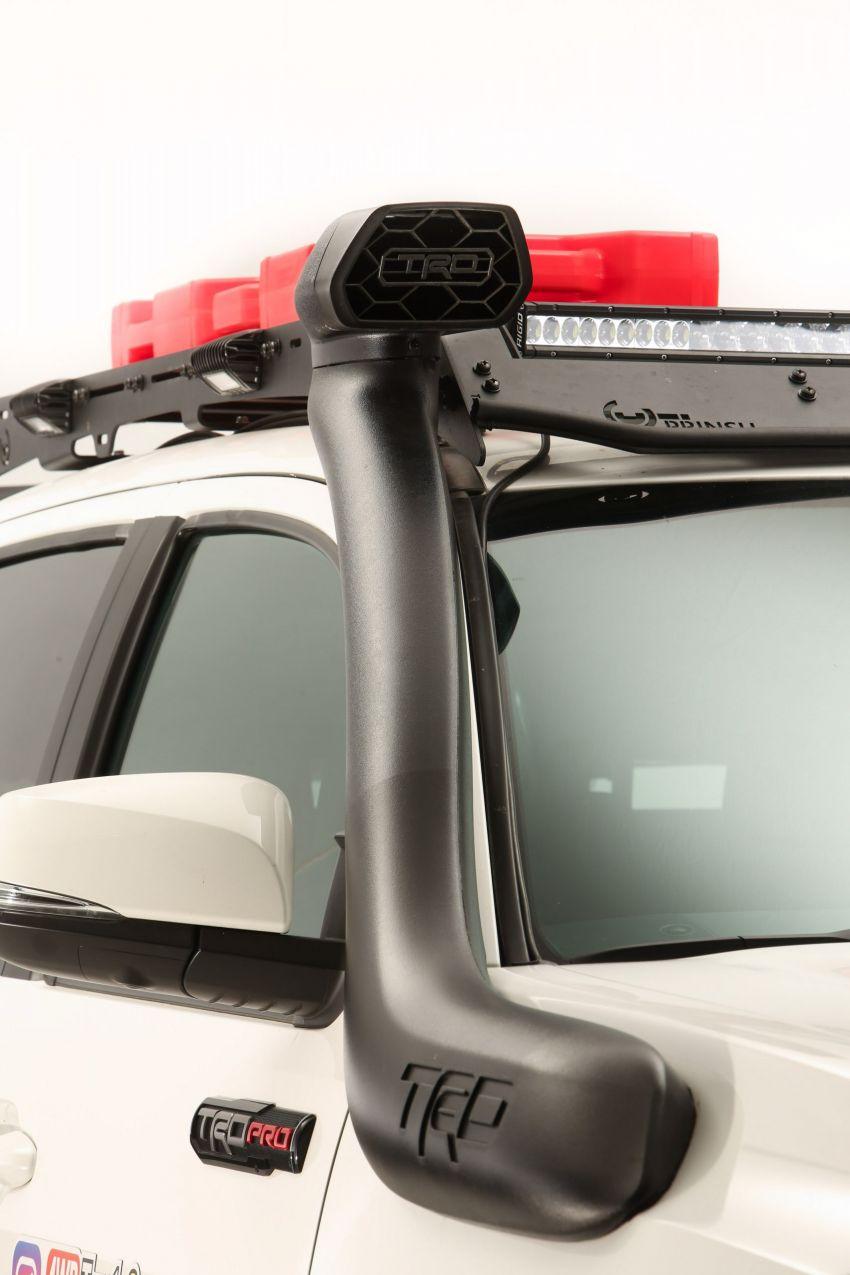Toyota reveals modified GR Supras, Tacoma for SEMA Image #1203645