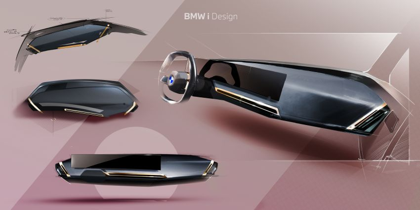 BMW iX revealed – iNEXT electric SUV gets a name and more than 500 PS, 600 km range; coming late-2021 Image #1208299
