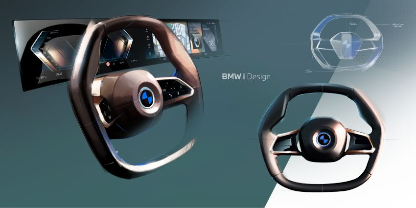 BMW iX revealed – iNEXT electric SUV gets a name and more than 500 PS, 600 km range; coming late-2021 Image #1208300