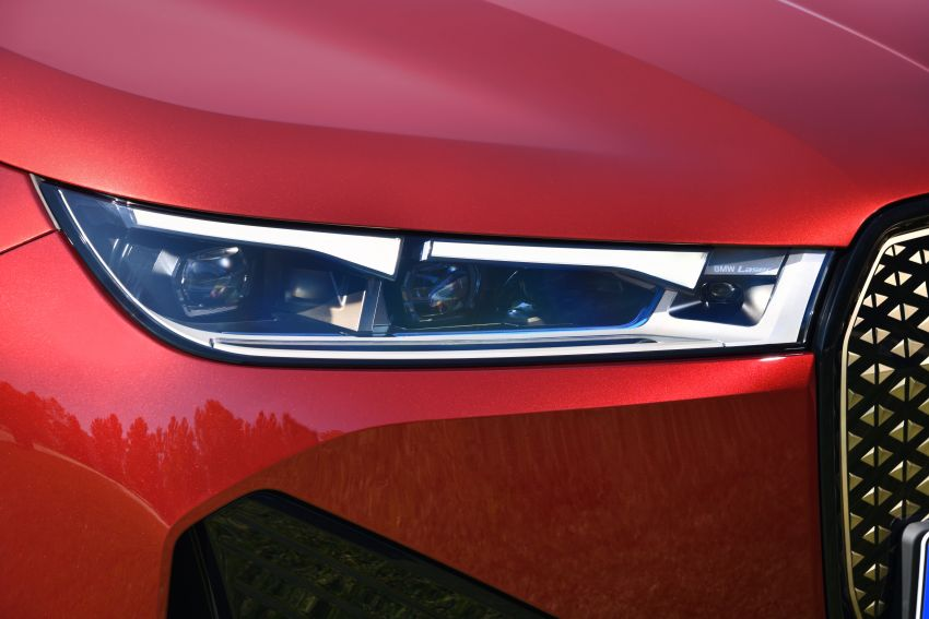 BMW iX revealed – iNEXT electric SUV gets a name and more than 500 PS, 600 km range; coming late-2021 Image #1208232