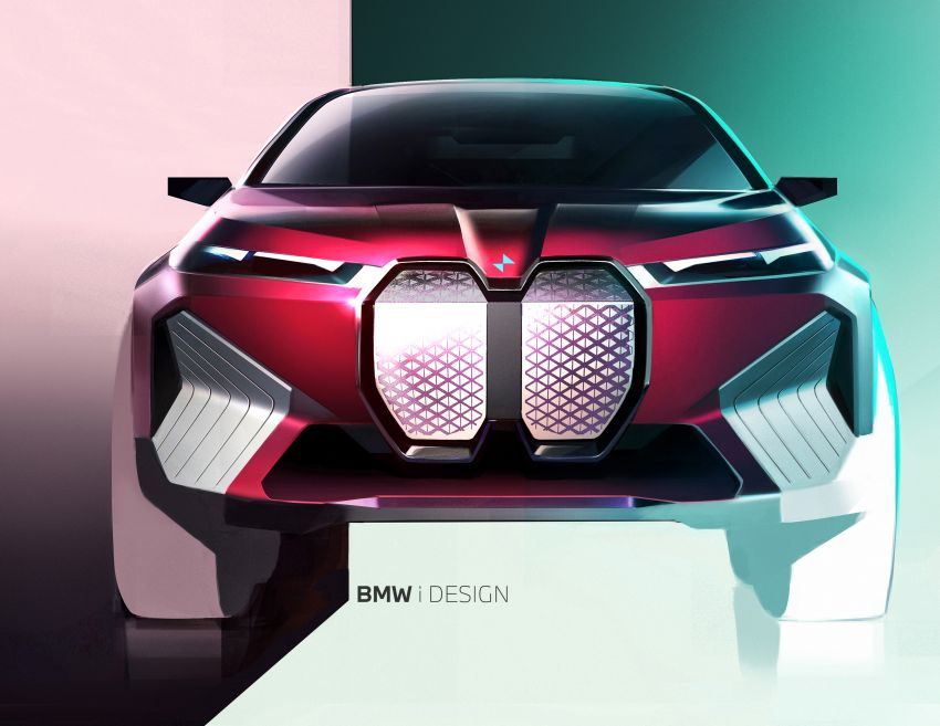 BMW iX revealed – iNEXT electric SUV gets a name and more than 500 PS, 600 km range; coming late-2021 Image #1208281